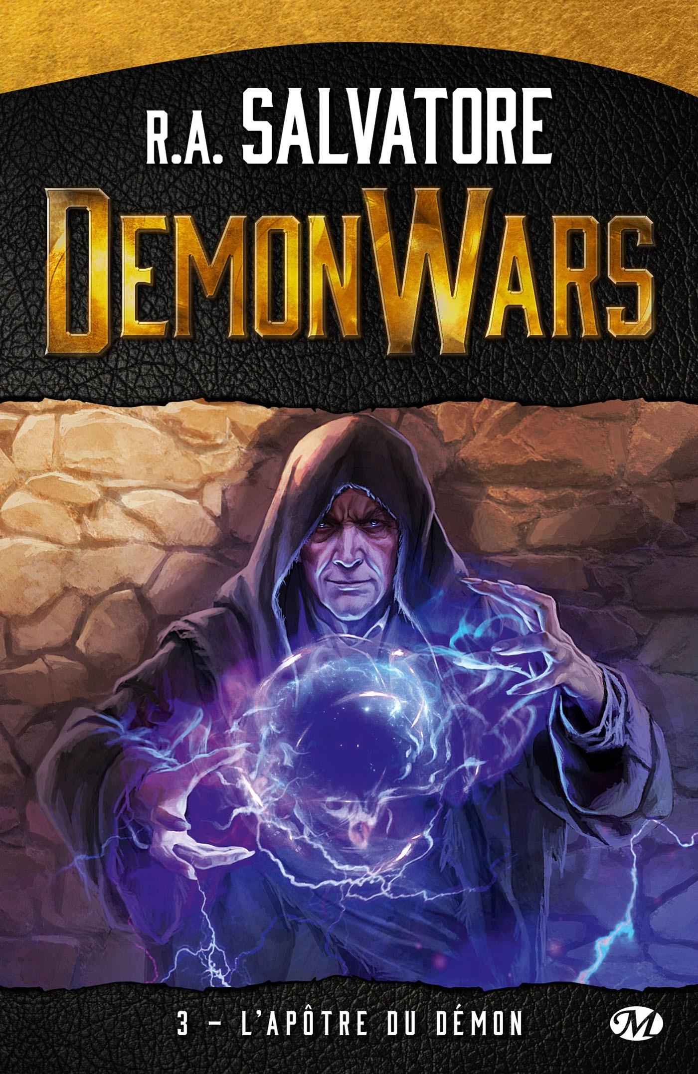 L'Apôtre du démon, DEMON WARS, T3