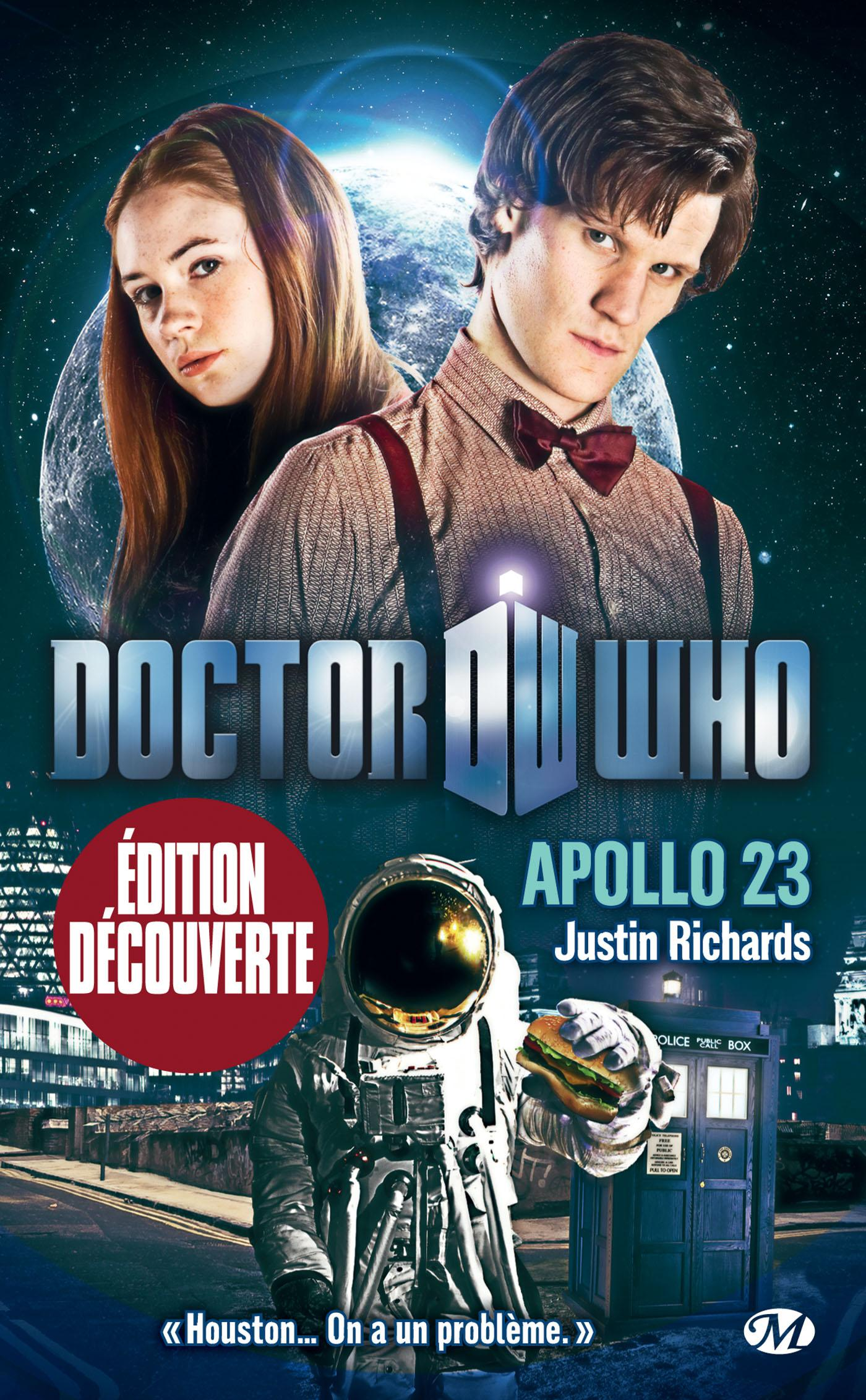 Apollo 23, DOCTOR WHO, T3