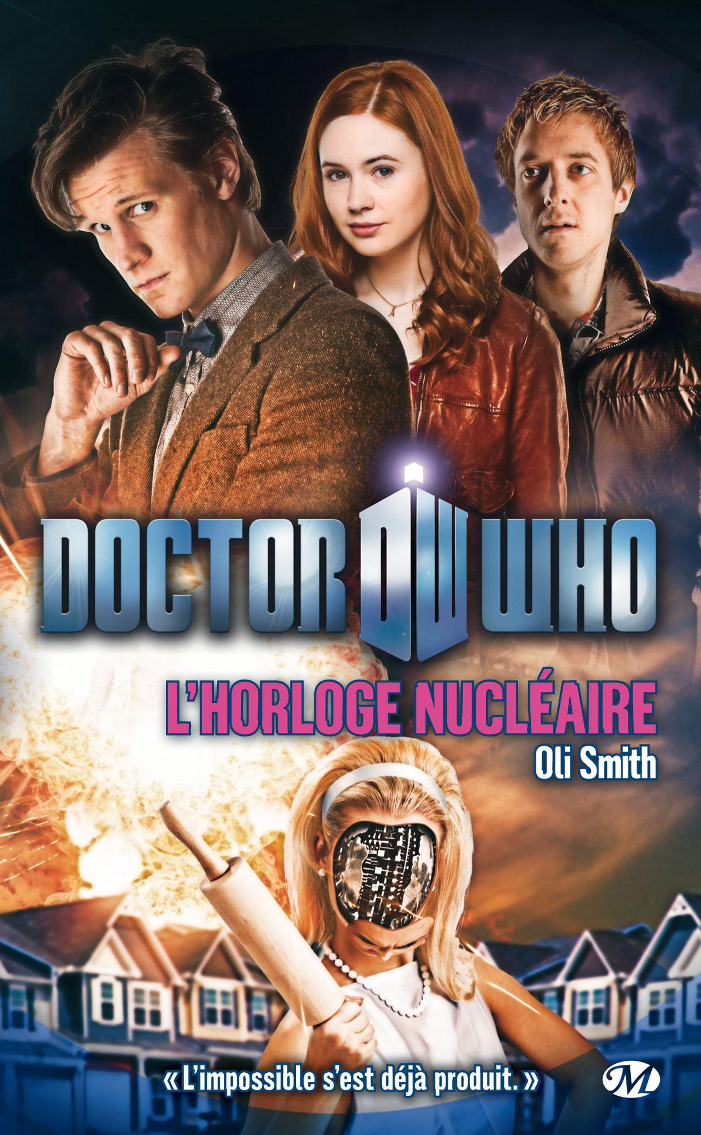 L'Horloge nucléaire, DOCTOR WHO, T5