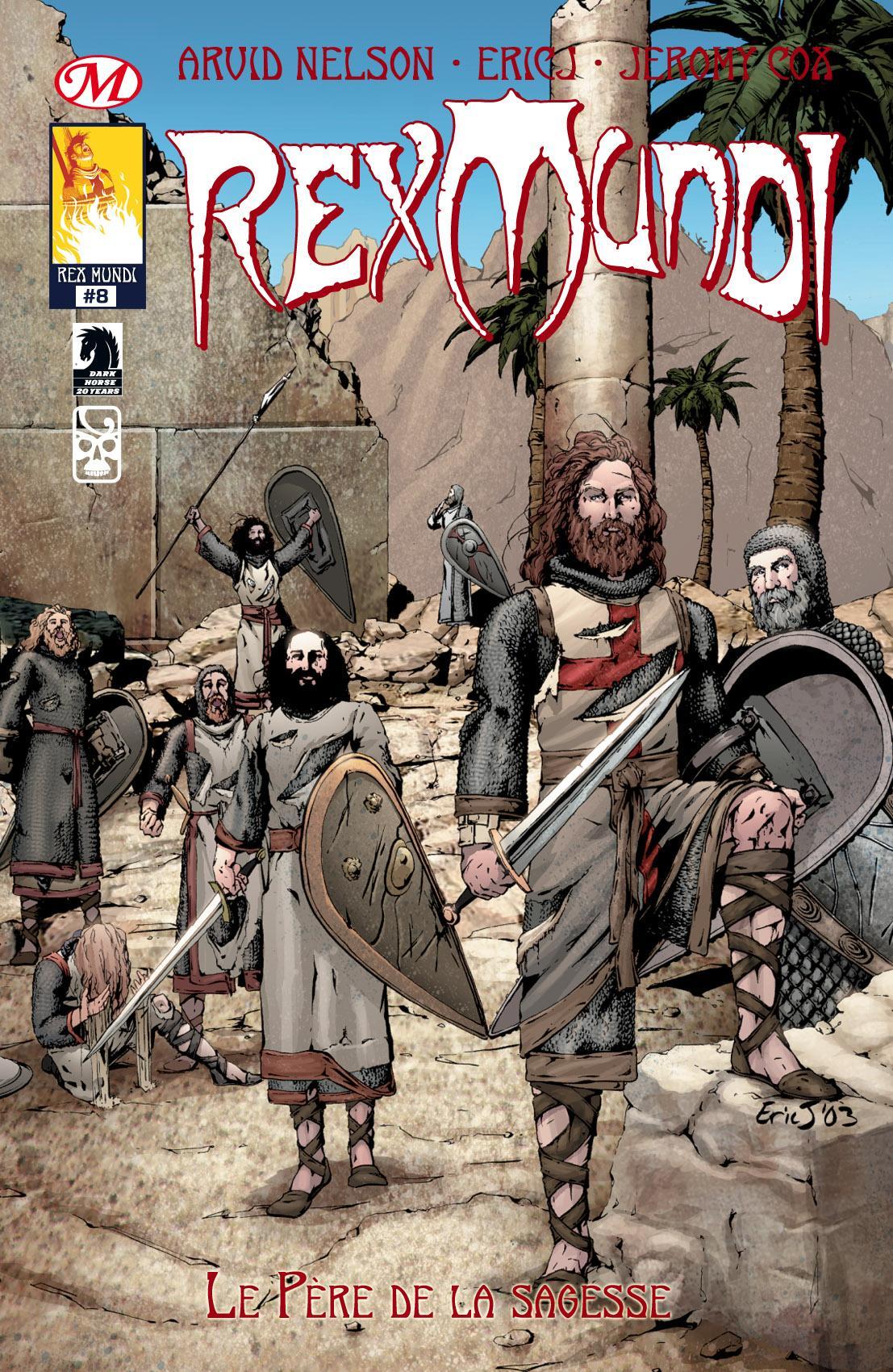 Rex Mundi #8, REX MUNDI, T2