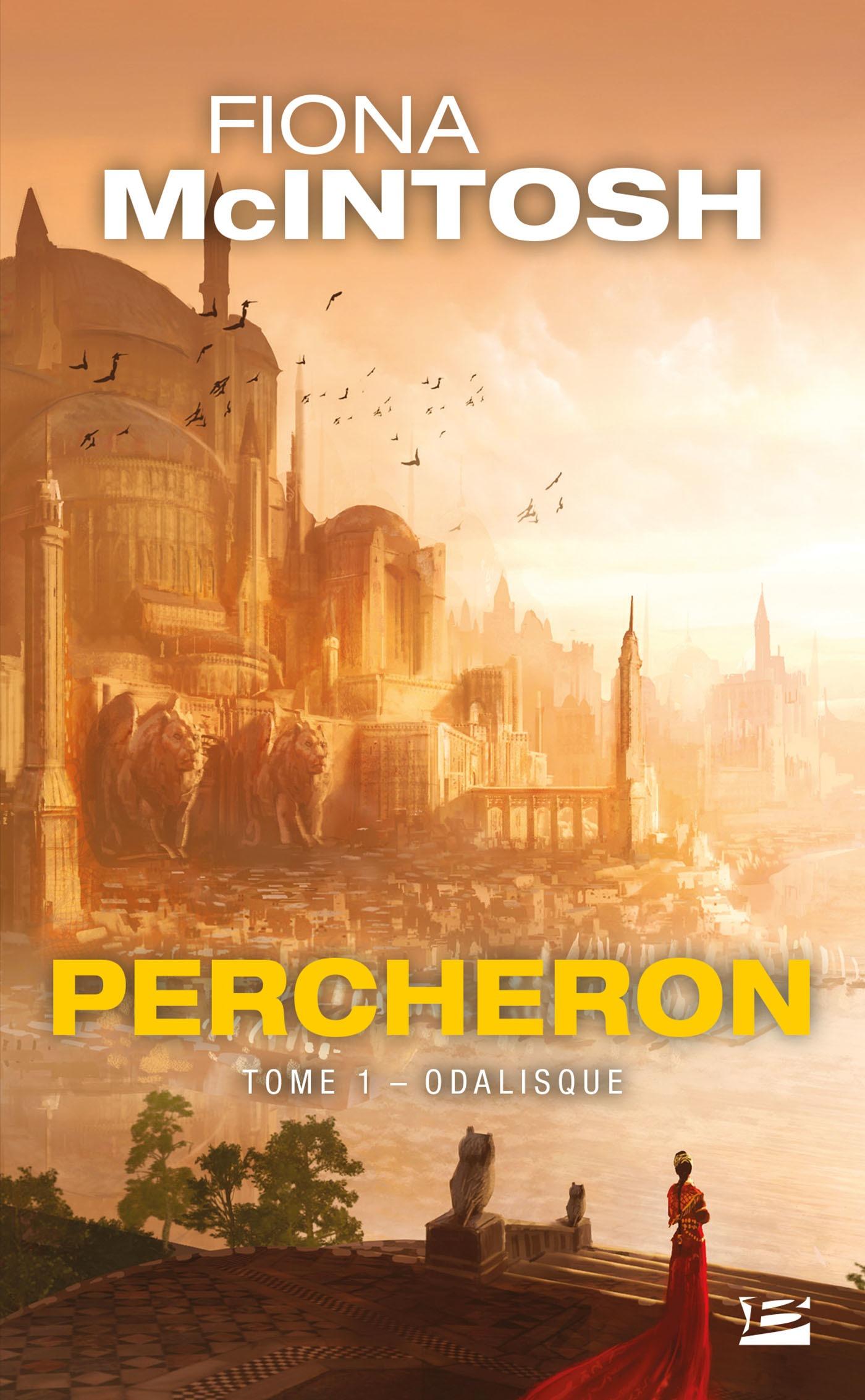Odalisque, PERCHERON, T1