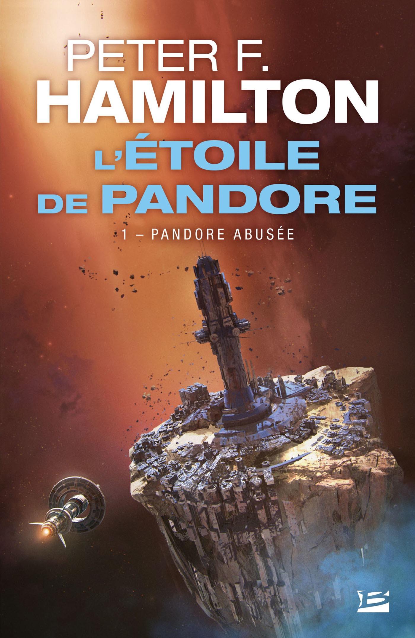 Pandore abusée, L'ÉTOILE DE PANDORE, T1