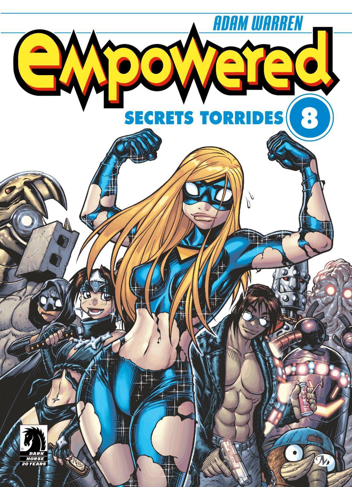 Empowered #8 : Secrets Torrides, EMPOWERED, T8