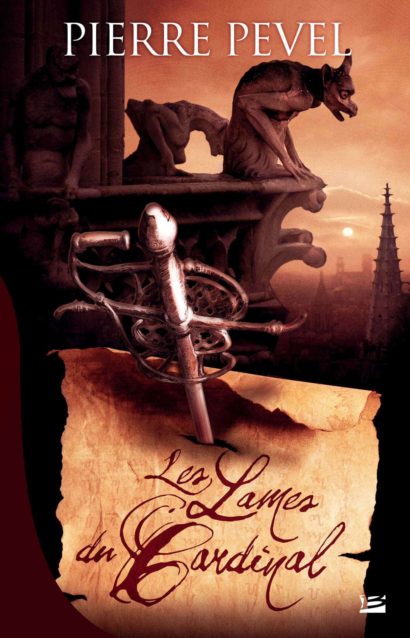 Les Lames du Cardinal, LES LAMES DU CARDINAL, T1