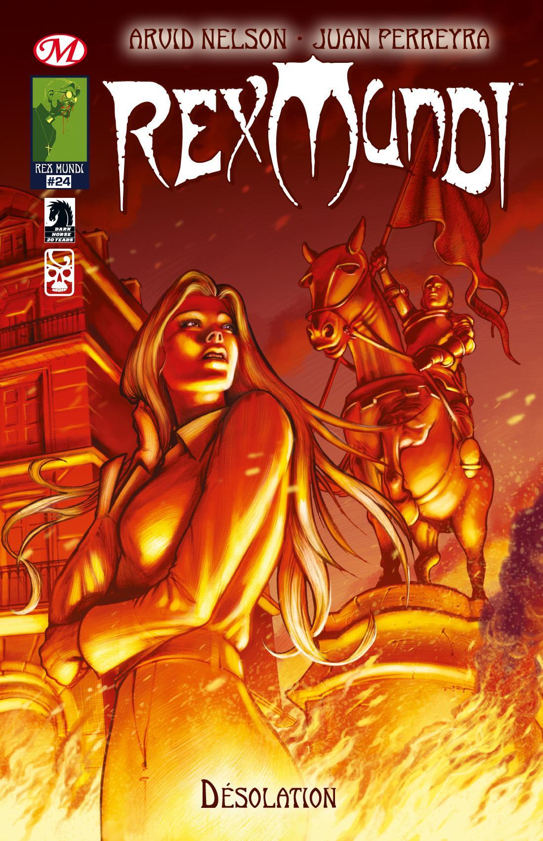 Rex Mundi #24, REX MUNDI, T4