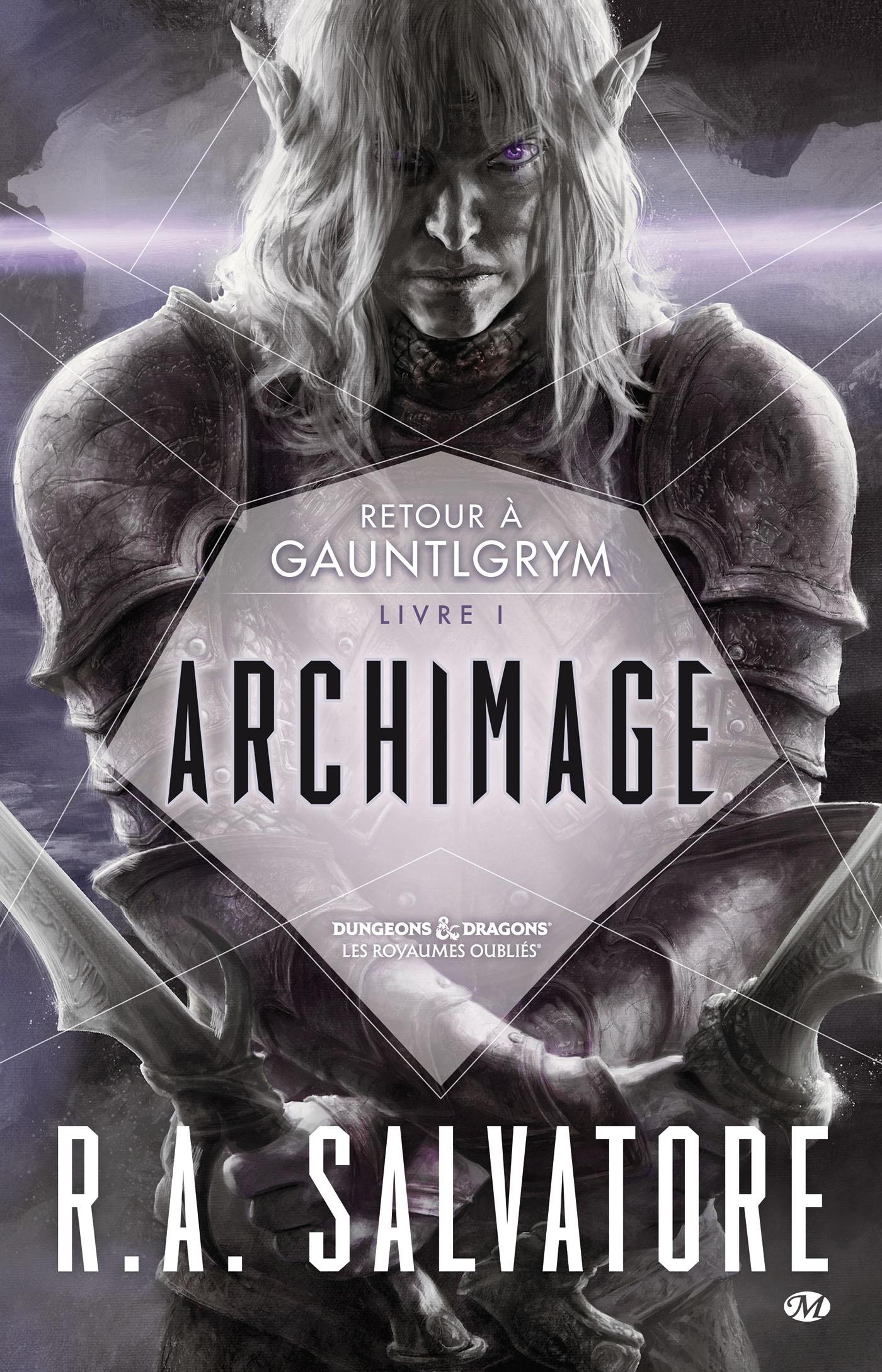 Archimage, RETOUR À GAUNTLGRYM, T1