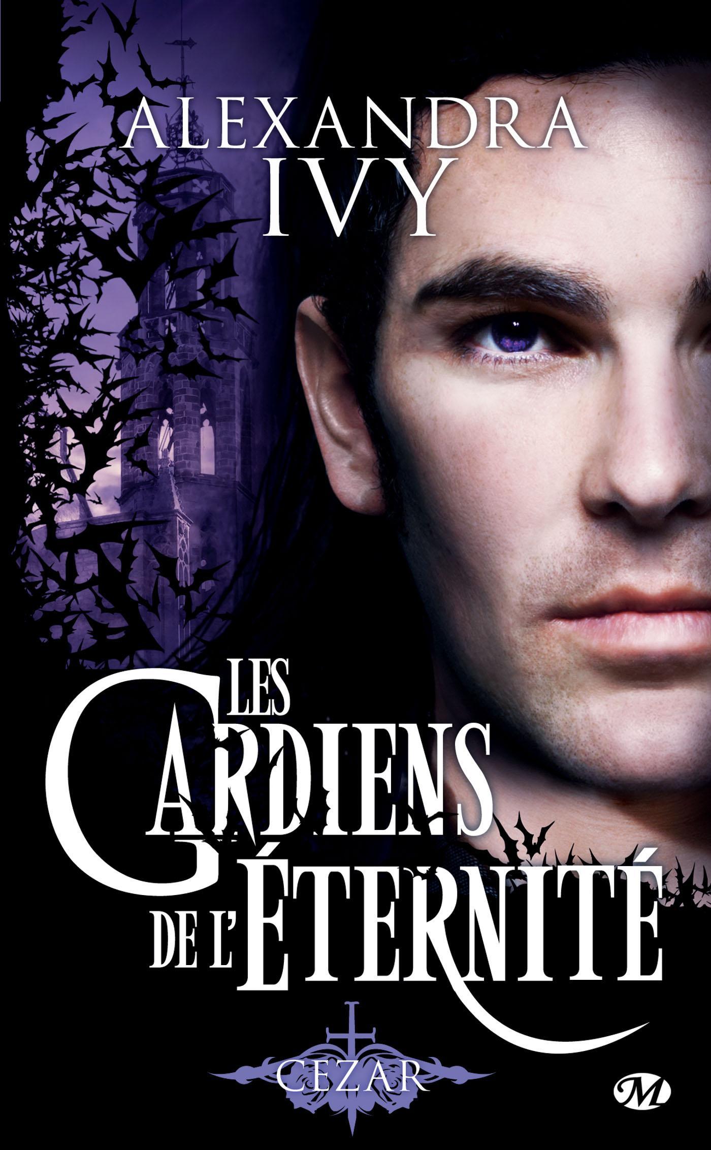 Cezar, LES GARDIENS DE L'ÉTERNITÉ, T4
