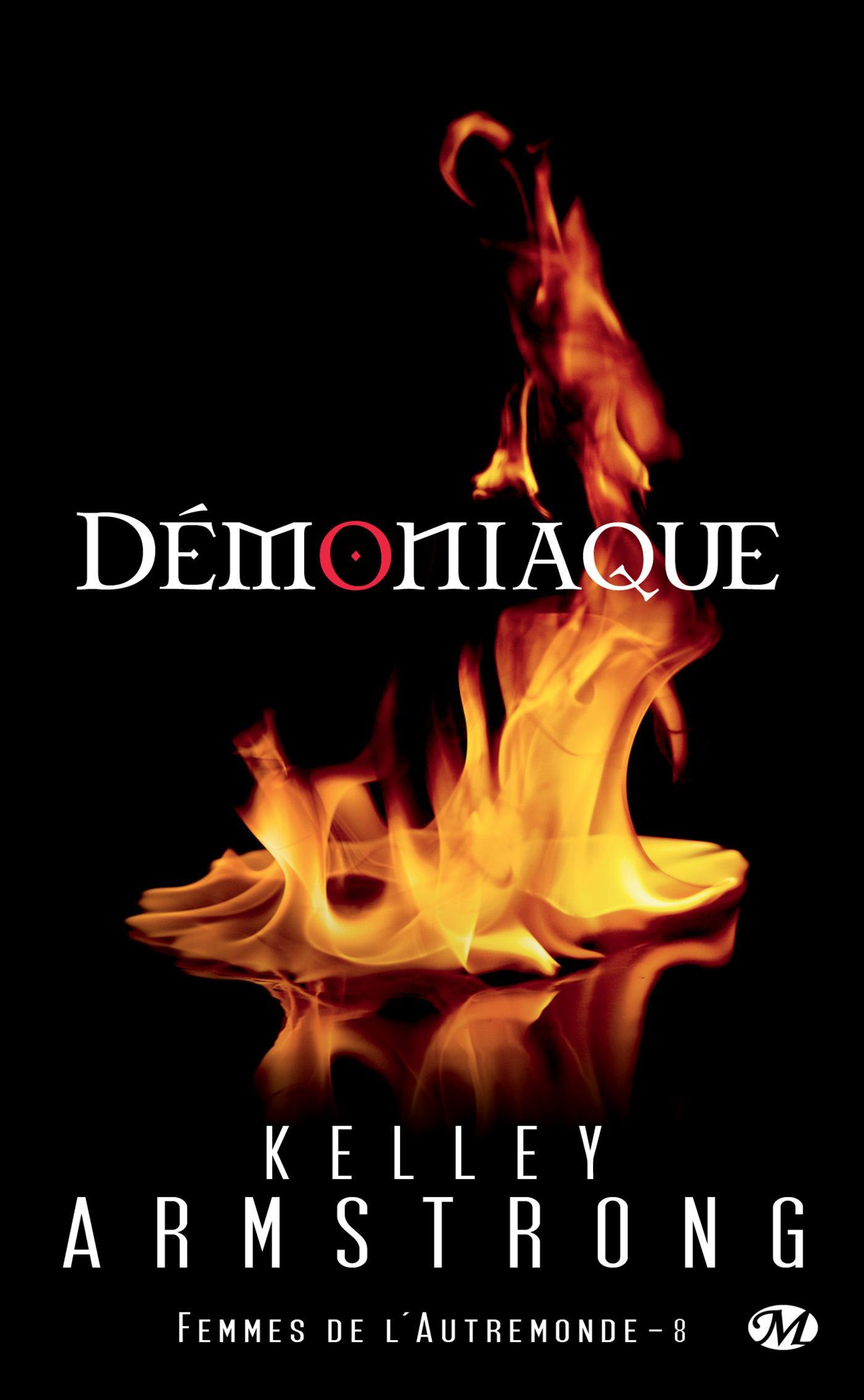Démoniaque, FEMMES DE L'AUTREMONDE, T8