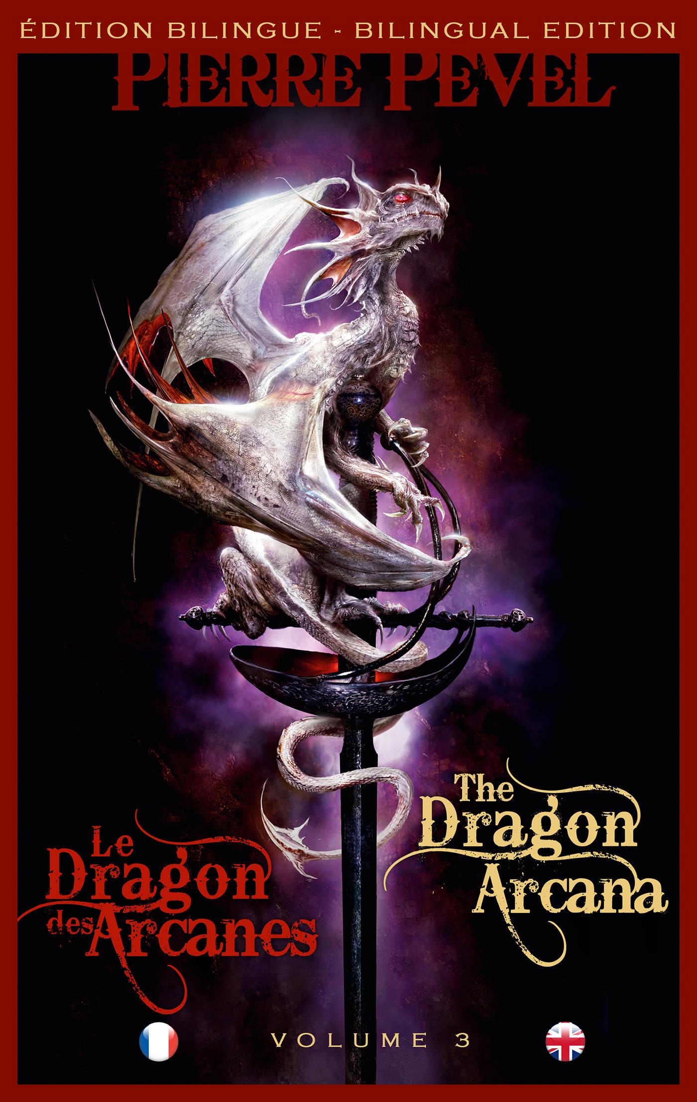 Le Dragon des Arcanes / The Dragon Arcana, LES LAMES DU CARDINAL, T3