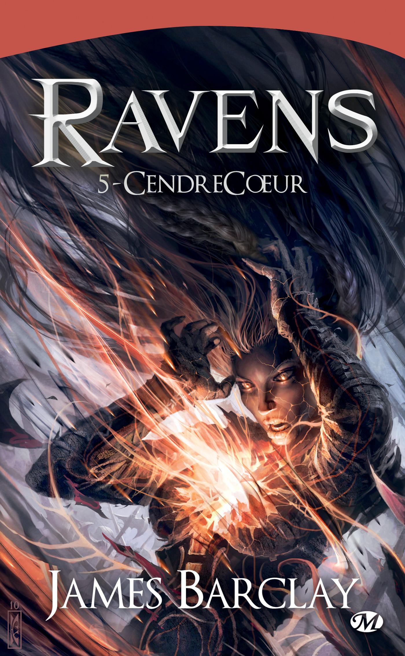 CendreCoeur, LES CHRONIQUES DES RAVENS, T5