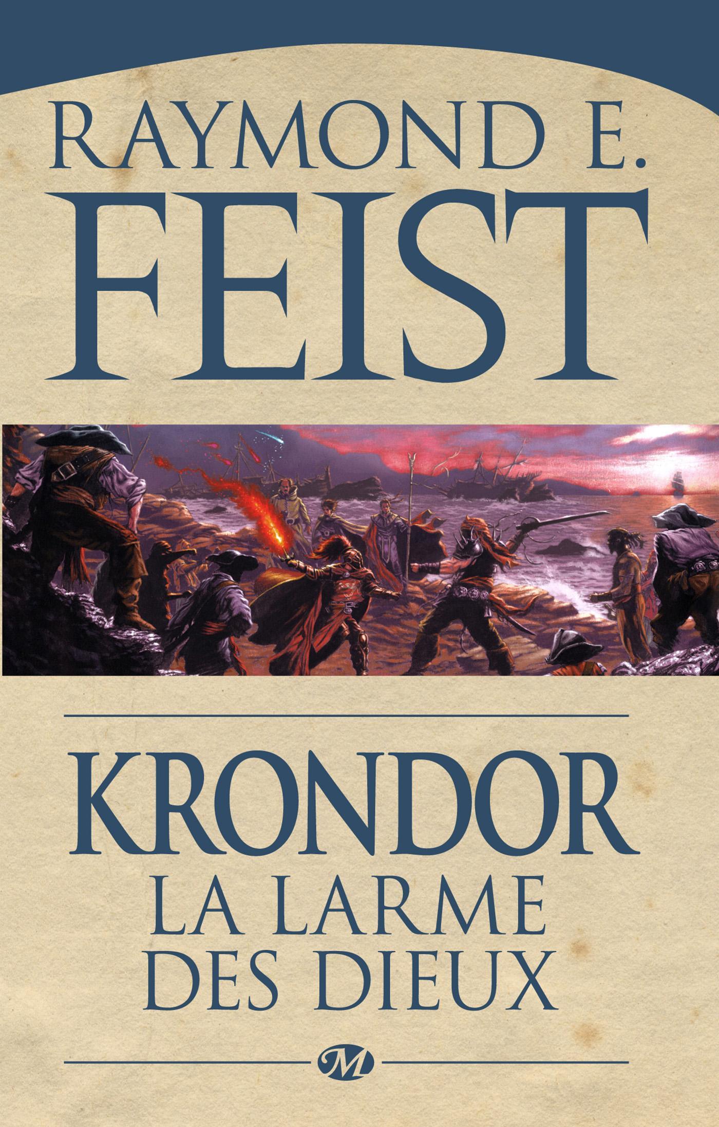 Krondor : la Larme des dieux, LE LEGS DE LA FAILLE, T3