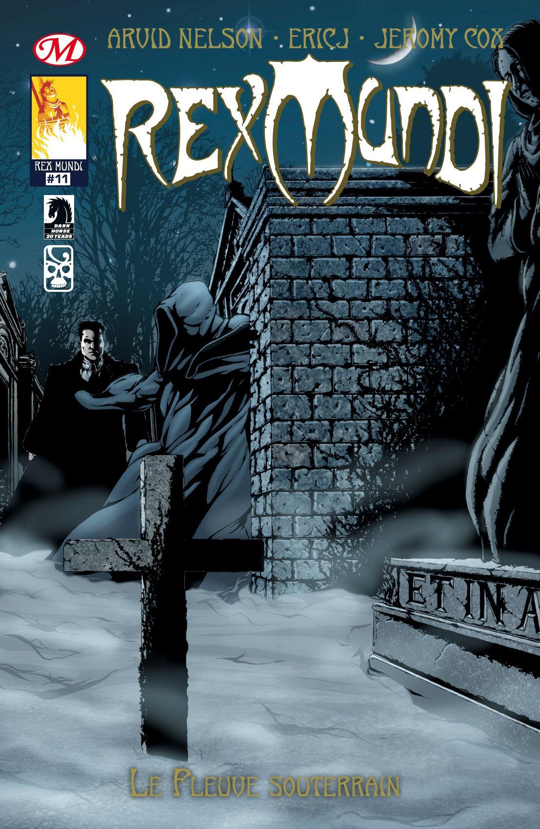Rex Mundi #11, REX MUNDI, T2