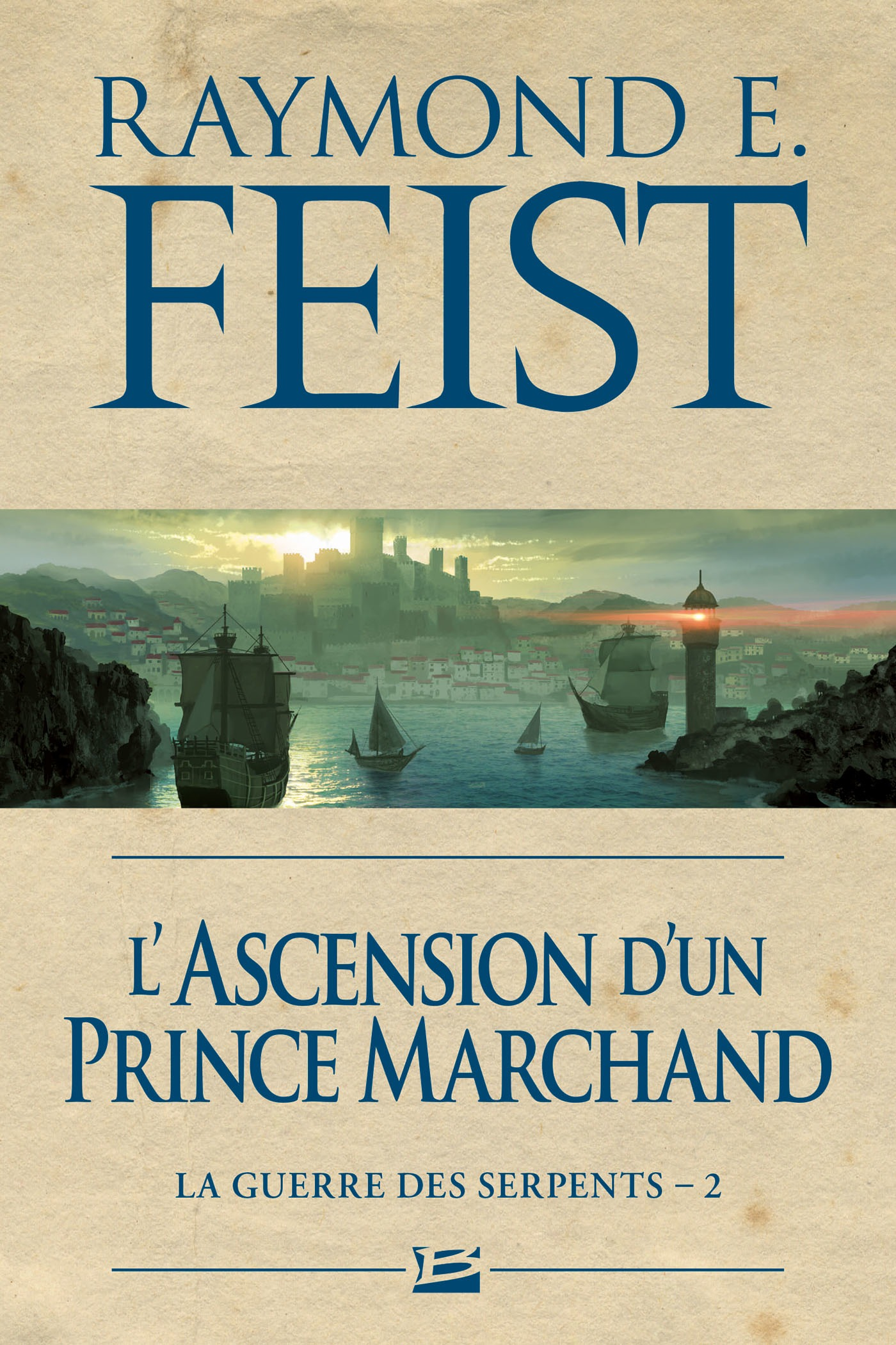 L'Ascension d'un prince marchand, LA GUERRE DES SERPENTS, T2