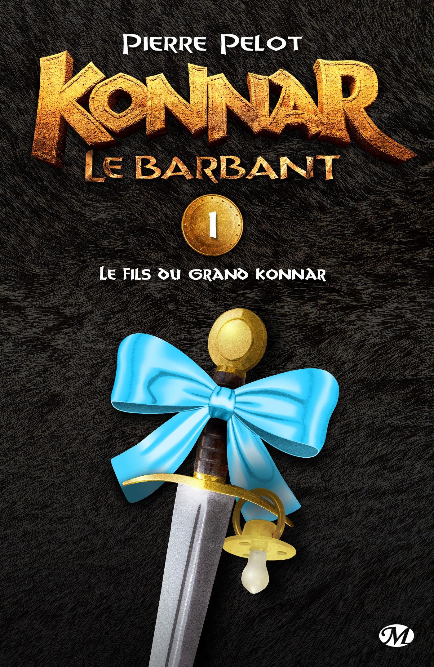 Le Fils du Grand Konnar, KONNAR LE BARBANT, T1