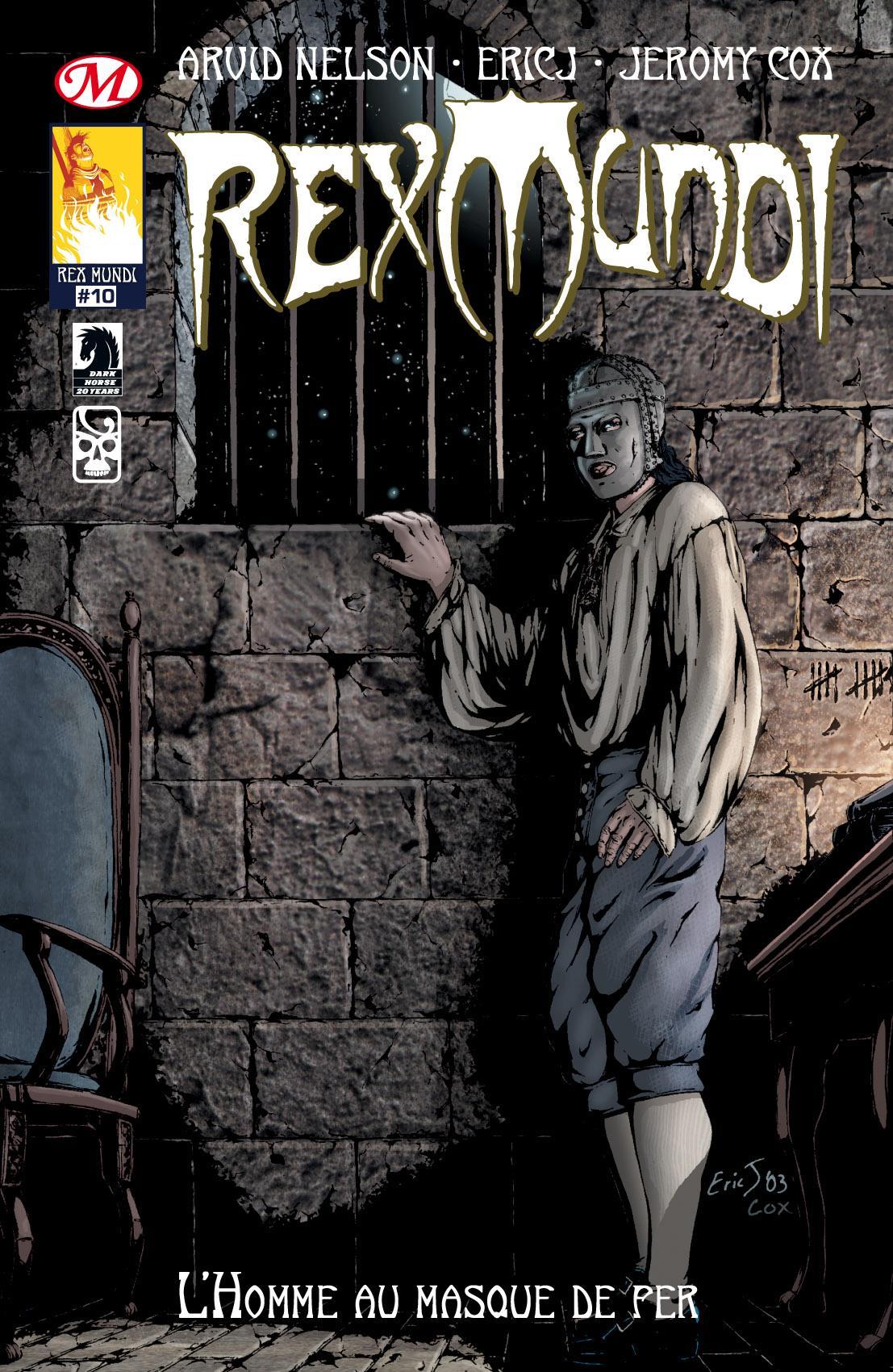 Rex Mundi #10, REX MUNDI, T2
