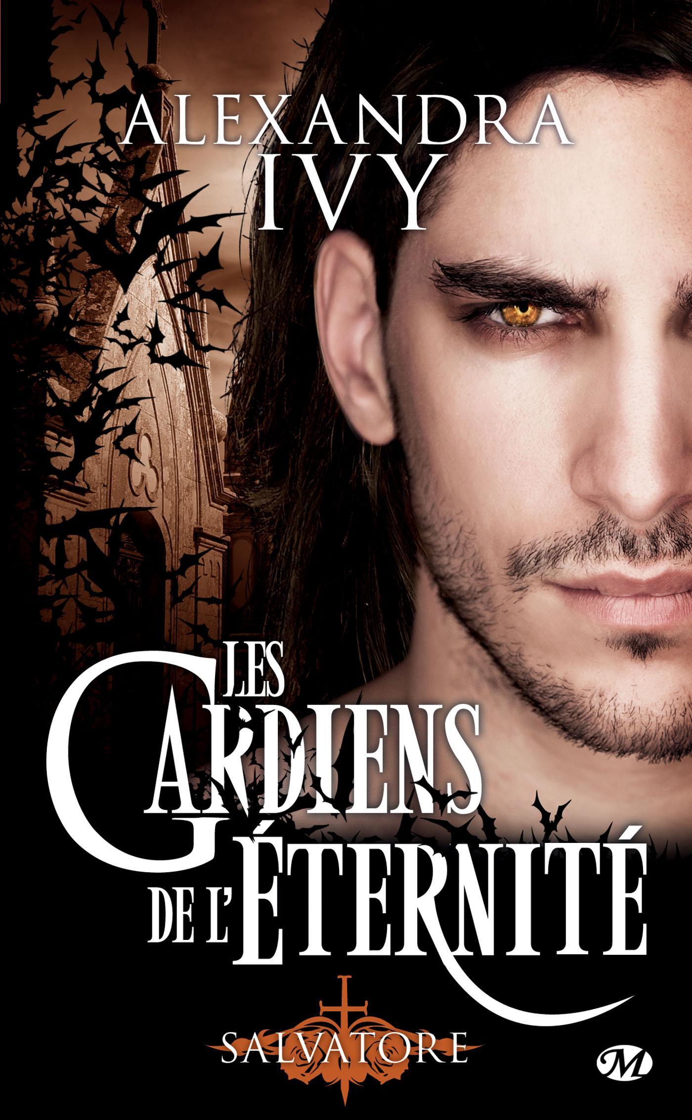 Salvatore, LES GARDIENS DE L'ÉTERNITÉ, T6