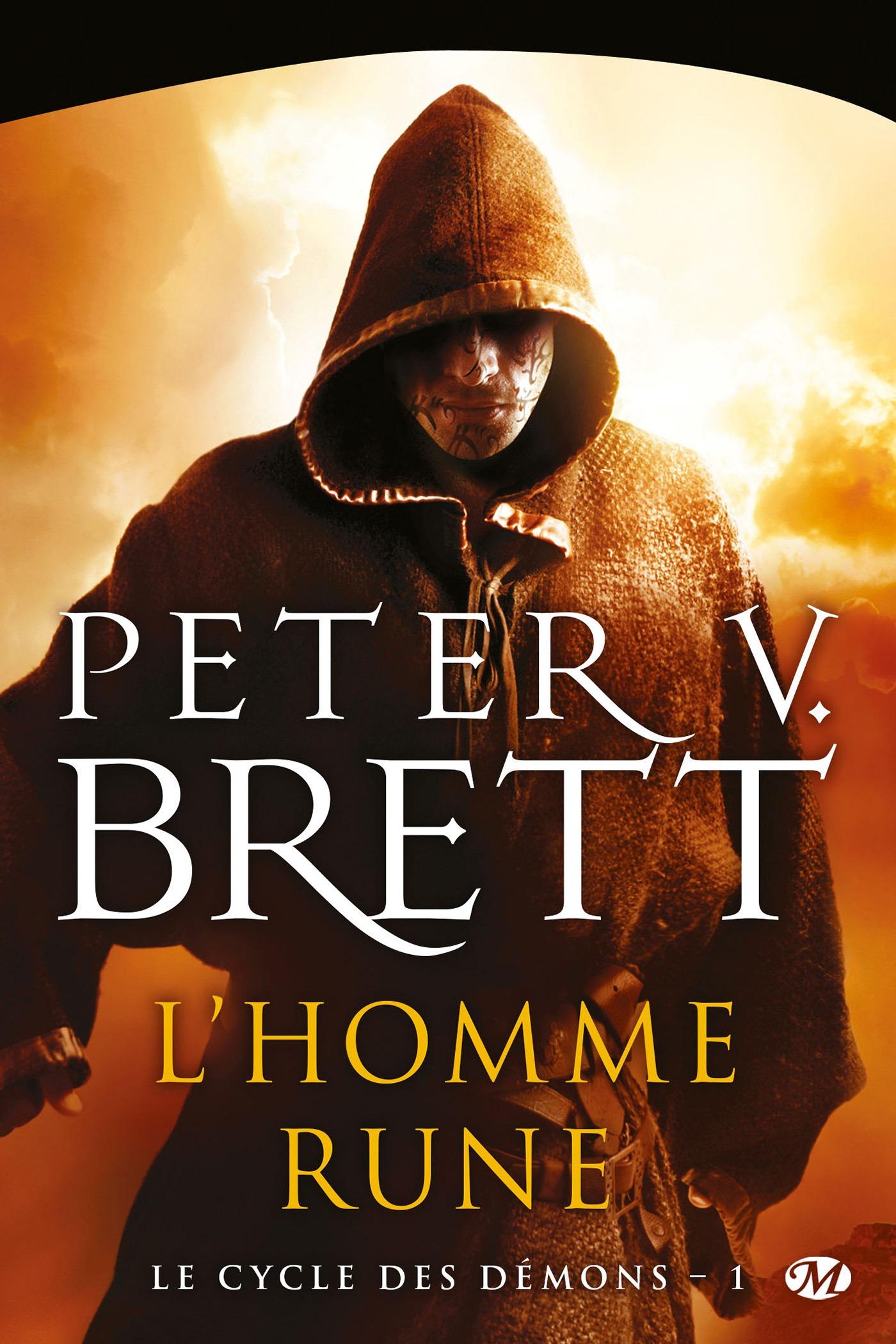 L'Homme-rune, LE CYCLE DES DÉMONS, T1