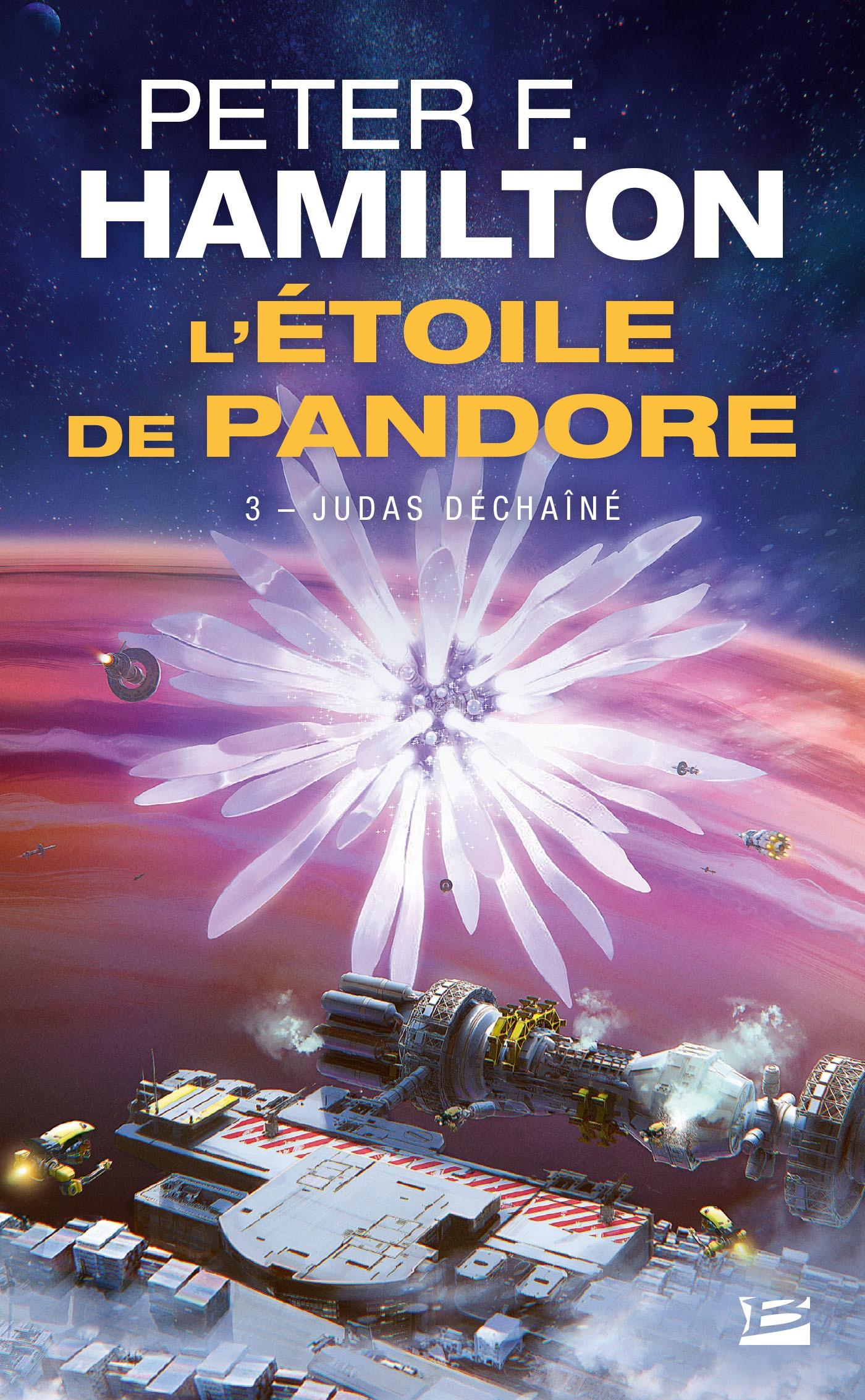 Judas déchaîné, L'ÉTOILE DE PANDORE, T3