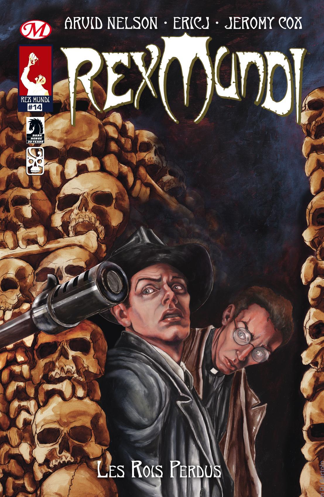 Rex Mundi #14, REX MUNDI, T3