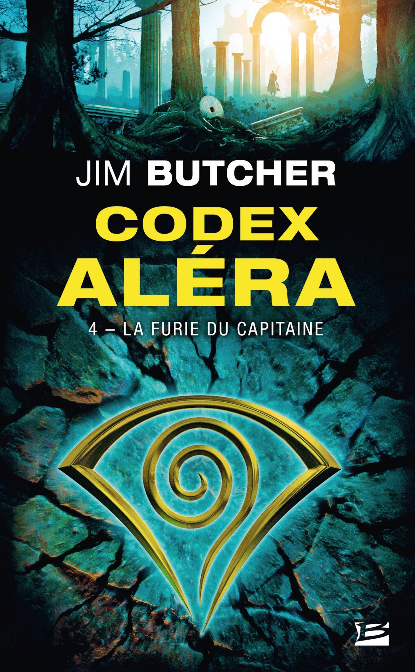 La Furie du capitaine, CODEX ALÉRA, T4