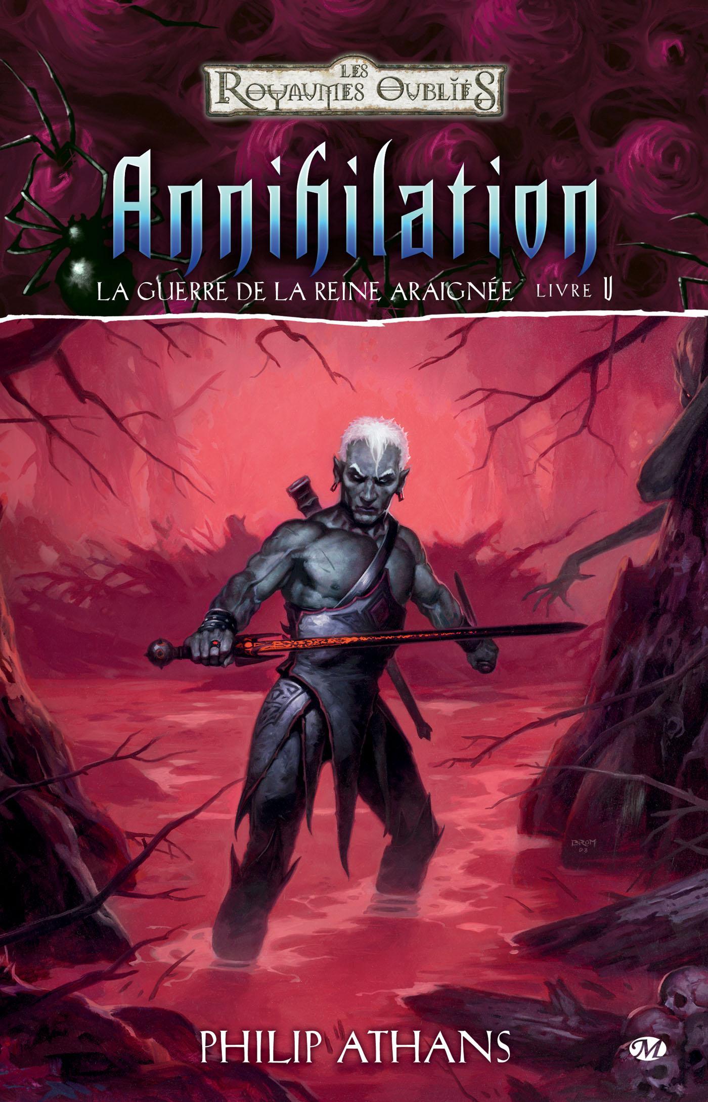 Annihilation, LA GUERRE DE LA REINE ARAIGNÉE, T5