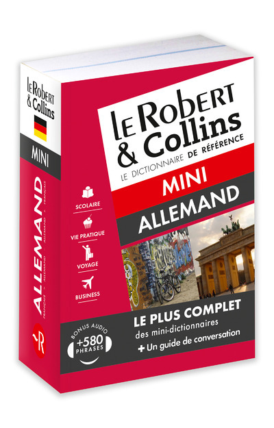 LE ROBERT & COLLINS MINI ALLEMAND NC