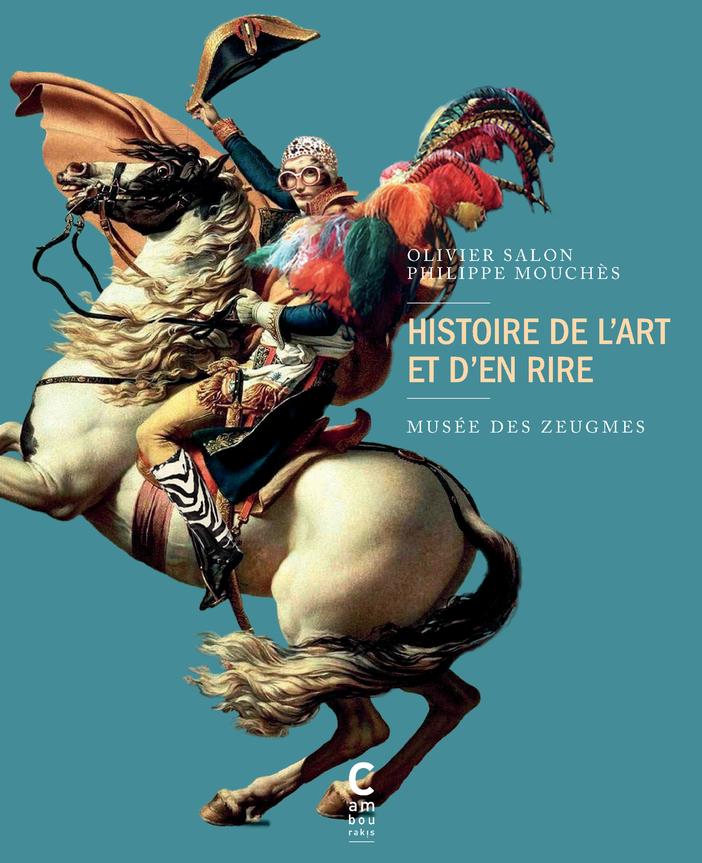 HISTOIRE DE L'ART ET D'EN RIRE