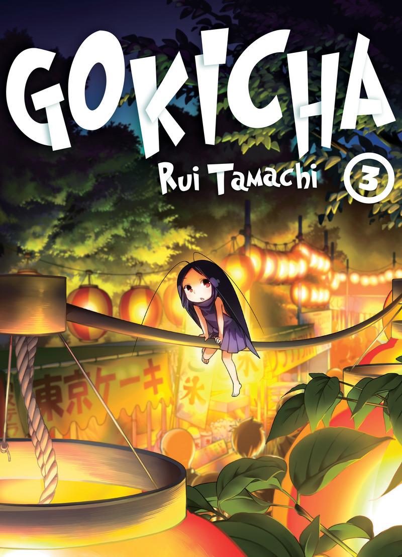 GOKICHA - TOME 3 - VOL03
