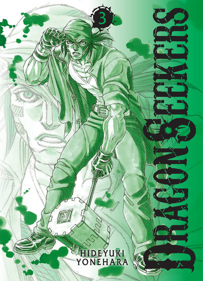 DRAGON SEEKERS - TOME 3 - 03