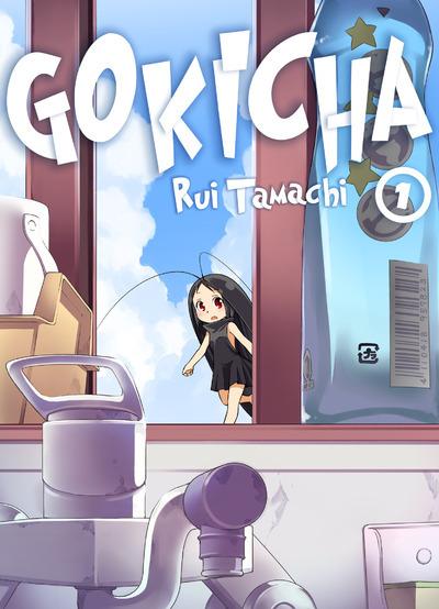 GOKICHA - TOME 1 - VOL01