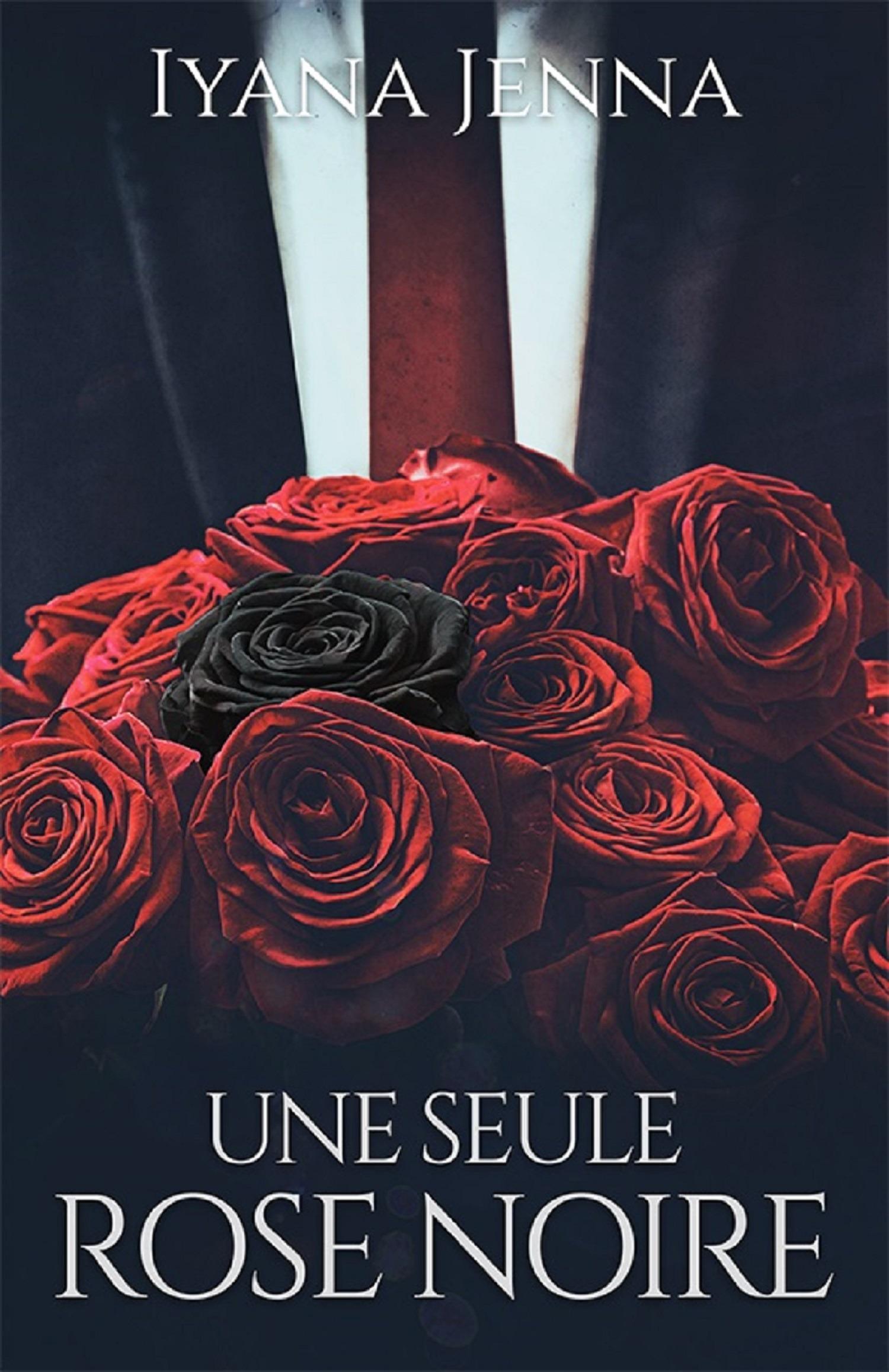 Une seule rose noire