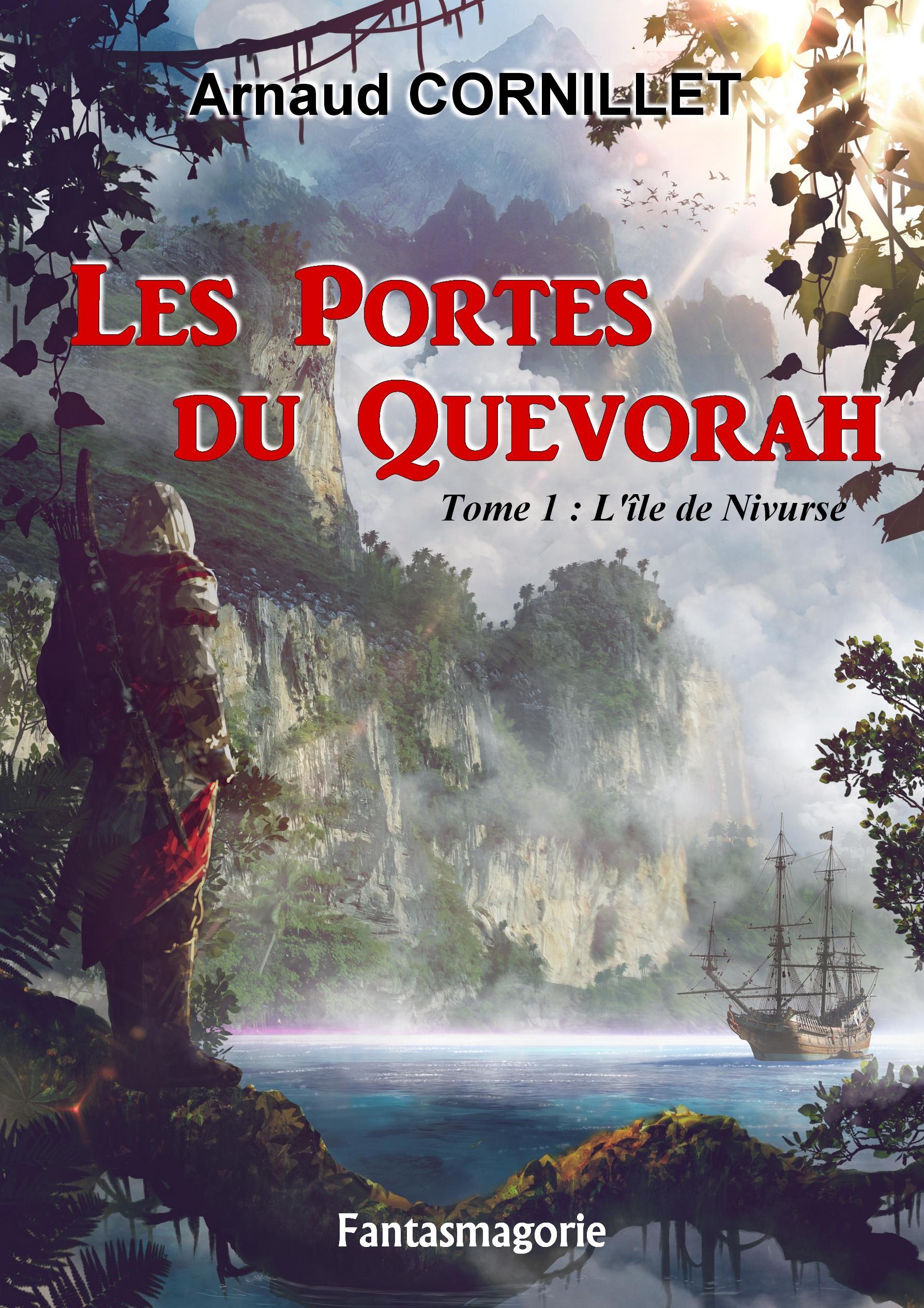 Les Portes du Quevorah, TOME 1 : L'ÎLE DE NIVURSE