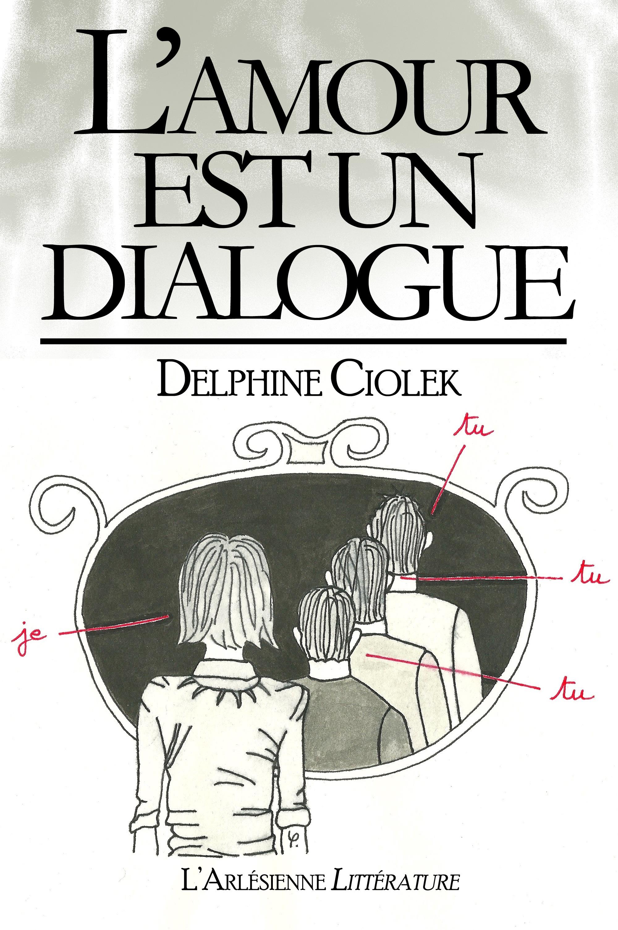 L'amour est un dialogue, NOUVELLE, ÉDITION BLANCHE