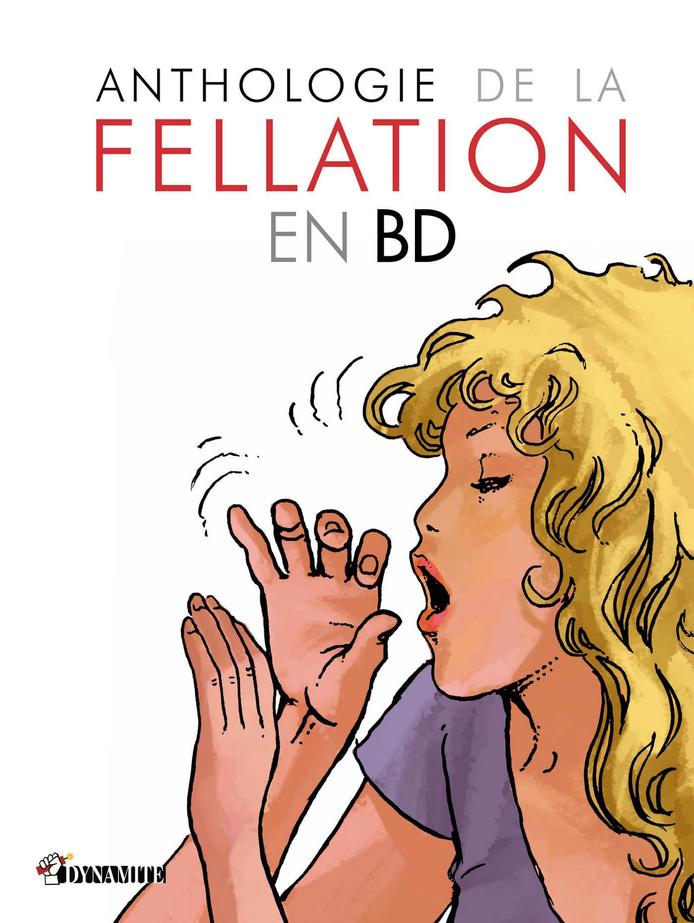 Anthologie de la fellation en bande dessinée