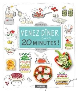 VENEZ DINER DANS 20 MINUTES !