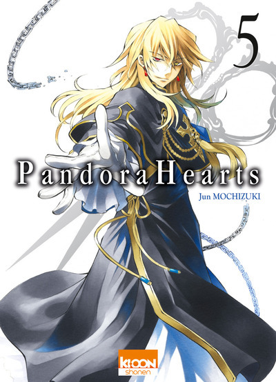 PANDORA HEARTS T05