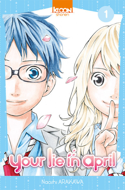 YOUR LIE IN APRIL T01 - VOL01