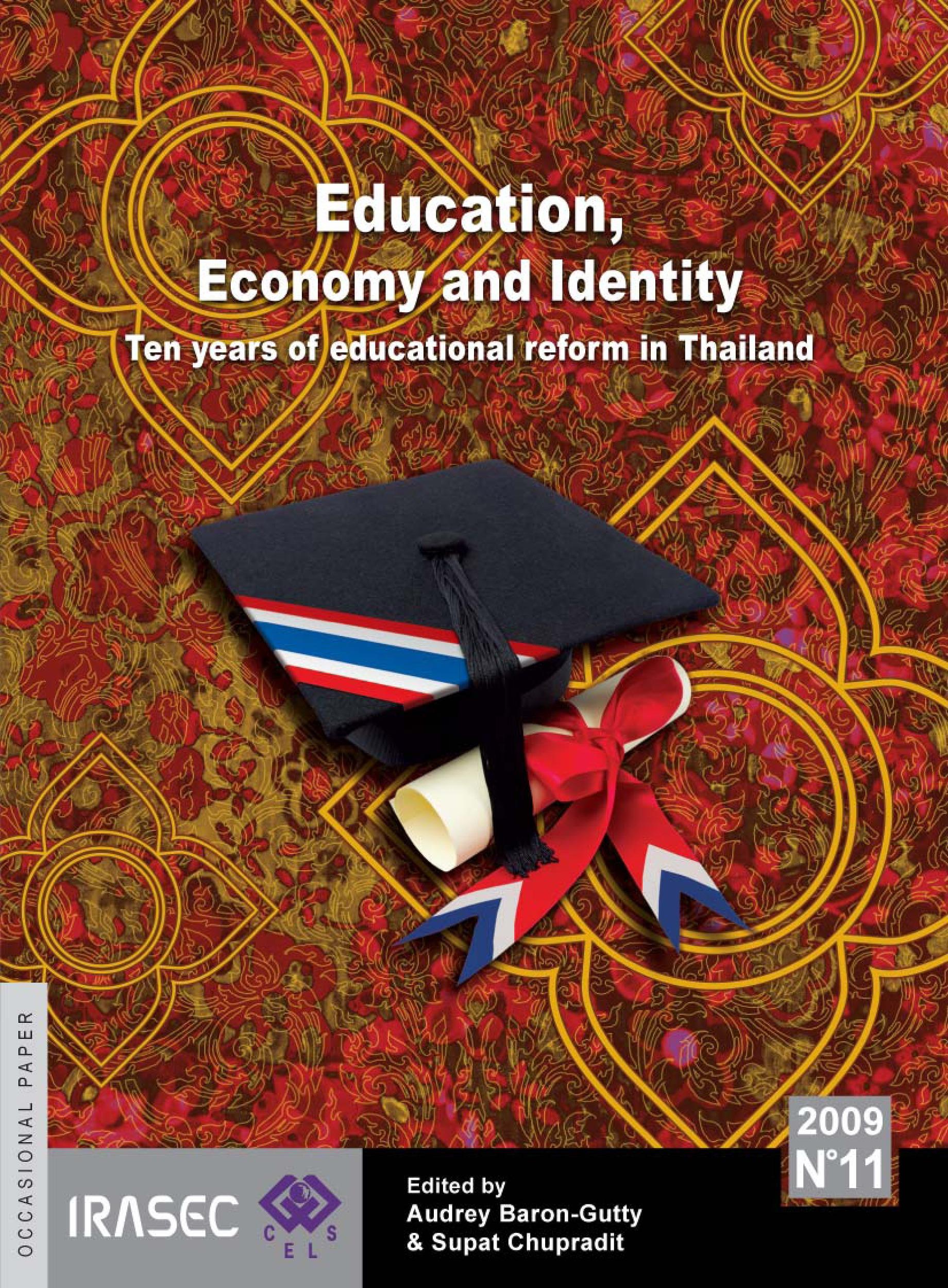 Education, Economy and Identity