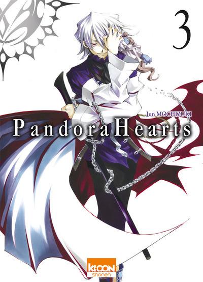 PANDORA HEARTS T03