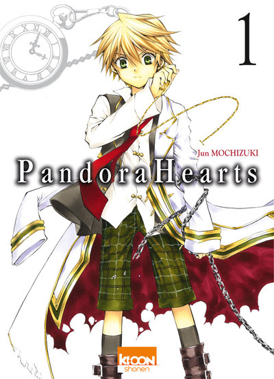 PANDORA HEARTS T01 - VOL01