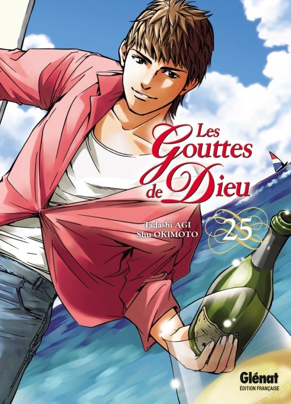 LES GOUTTES DE DIEU - TOME 25