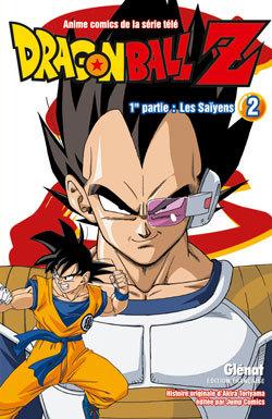 DRAGON BALL Z - 1RE PARTIE - TOME 02 - LES SAIYENS