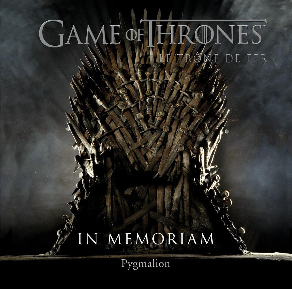 GAME OF THRONES - IN MEMORIAM