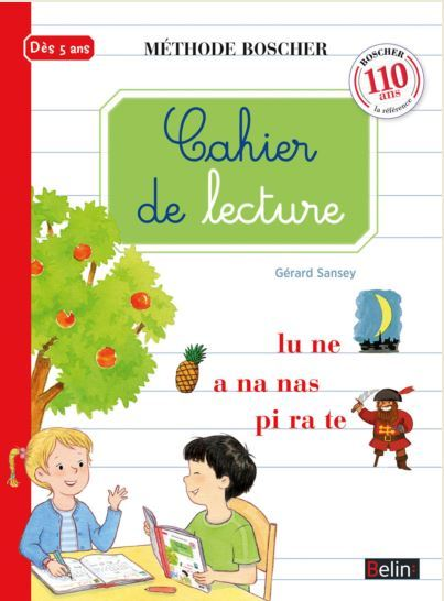 CAHIER DE LECTURE NED