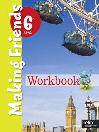MAKING FRIENDS 6E 2013 WORKBOOK