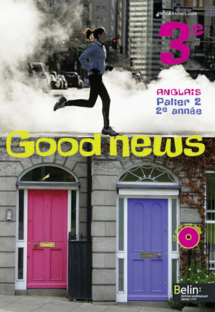 GOOD NEWS 3E LIVRE DE L ELEVE + CD