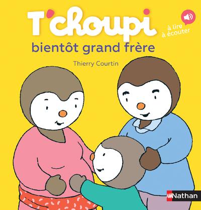T'CHOUPI BIENTOT GRAND FRERE - VOL49