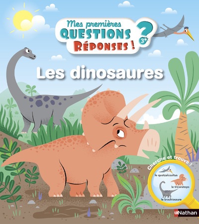 LES DINOSAURES - 14