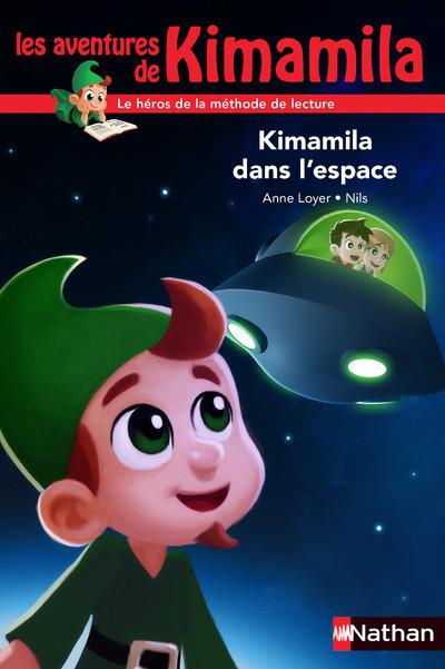 KIMAMILA DANS L'ESPACE - VOL12