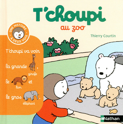 N05 - T'CHOUPI AU ZOO - VOL5